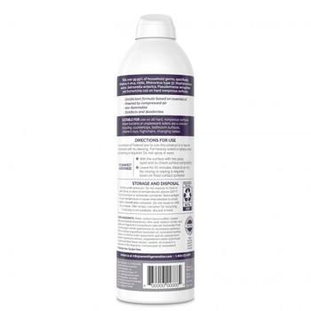 Seventh Generation Spray - Disinfectant - Lavender - Vanilla - Case Of 8 - 13.9 Oz