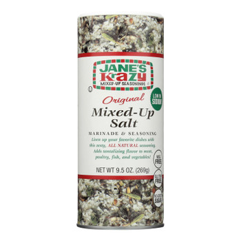 Jane's Krazy - Mixed Up Salt - Case Of 12 - 9.5 Oz