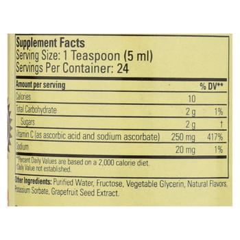 Childlife Liquid Vitamin C Orange - 4 Fl Oz