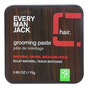 Every Man Jack Styling Paste - Cedarwood - 2.65 Oz