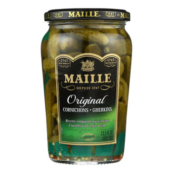 Maille Cornichons - Case Of 12 - 13.5 Fl Oz
