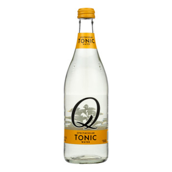 Q Drinks Tonic Water - Case Of 6 - 16.9 Fl Oz