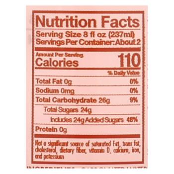 Q Drinks Sparkling Grapefruit - Case Of 6 - 16.9 Fl Oz