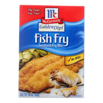 Golden Dipt - Breading - Fish Fry - Case Of 8 - 10 Oz.