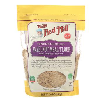 Bob's Red Mill - Meal/flour - Hazelnut - Case Of 4 - 14 Oz