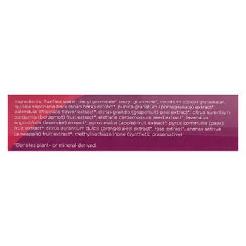 Better Life Cleaner - All Purpose - Pomegranate - 32 Fl Oz