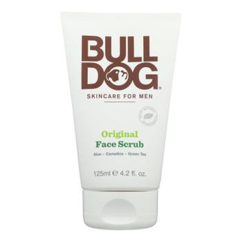 Bulldog Natural Skincare - Face Scrub - Original - 4.2 Fl Oz