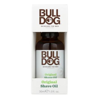 Bulldog Natural Skincare - Shave Oil - Original - 1 Fl Oz