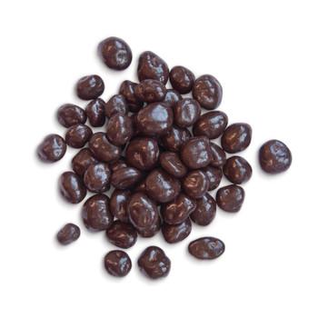 Woodstock Dark Chocolate Raisins - Case Of 15 Lbs.