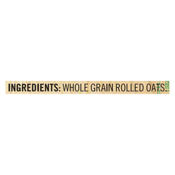 Woodstock Traditional Rolled Oats - 16 Oz.