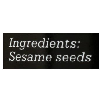 Sushi Chef White Sesame Seeds - Case Of 12 - 3.75 Oz.