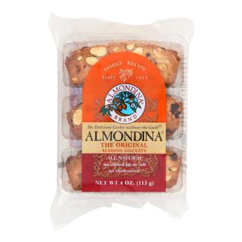 Almondina - Biscuit Original - Case Of 12-4 Oz