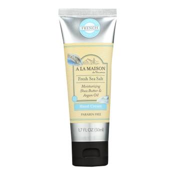 A La Maison - Hand Cream - Fresh Sea Salt - 1.7 Fl Oz.
