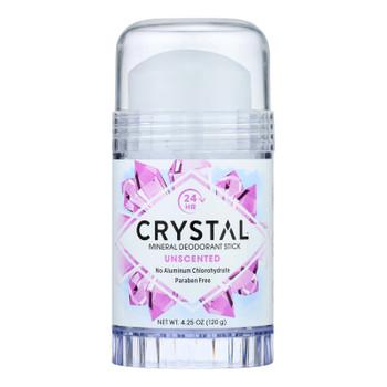 Crystal Body Deodorant Stick - 4.25 Oz