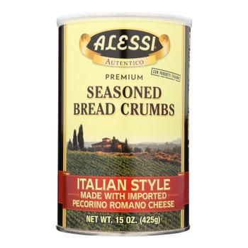 Alessi - Italian Style Made With Imported Pecorino Romano Cheese - Case Of 6 - 15 Oz