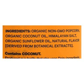 Lesser Evil Popcorn - Buddha Bowl Foods - Case Of 18 - .88 Oz.