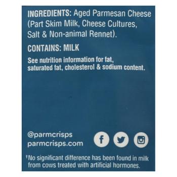 Kitchen Table Bakers Parm Crisps - Original Parmesan - Case Of 12 - 1.75 Oz.