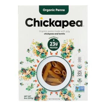 Chickapea Pasta - Pasta - Penne - Case Of 6 - 8 Oz.