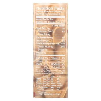Delallo - Organic Whole Wheat Pasta Shells - Case Of 16 - 1 Lb.