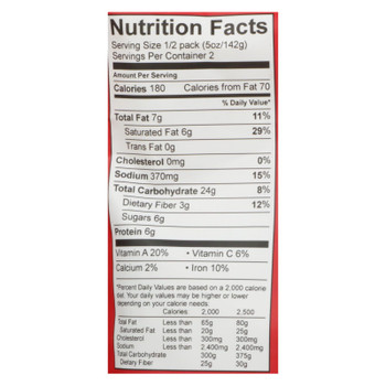 Maya Kaimal - Organic Everyday Dal - Red Lentil Butternut Squash Coconut - Cs Of 6 -10 Oz