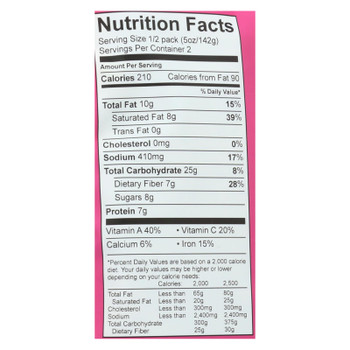 Maya Kaimal - Organic Everyday Dal - Green Split Pea Spinach Coconut - Cs Of 6 -10 Oz