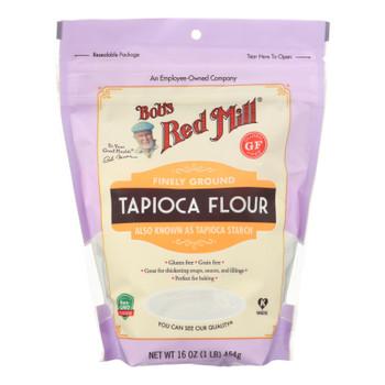 Bob's Red Mill - Flour Tapioca - Case Of 4-16 Oz