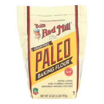 Bob's Red Mill - Baking Flour Paleo - Case Of 4-16 Oz