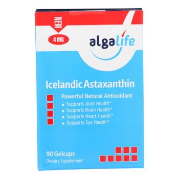 Algalife Usa Icelandic Astaxanthin 4mg- 90 Count