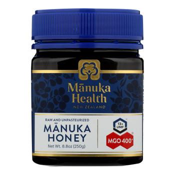 Manuka Health - Mgo 400+ Manuka Honey - 8.8 Oz