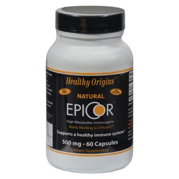 Healthy Origins Epicor - 500 Mg - 60 Caps