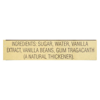 Nielsen-massey Vanilla - Madagascar Bourbon Vanilla Bean Paste - Case Of 6 - 4 Oz.