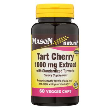 Mason Naturals - Tart Cherry With Turmeric - 60 Capsules