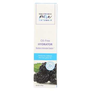 California Pure Naturals - Oil-free Hydrator - 1.7 Fl Oz.
