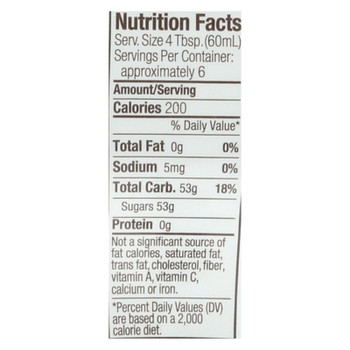 Butternut Mountain Farm - Maple Syrup - Organic Grade A Dark - Case Of 12 - 12 Fl Oz.