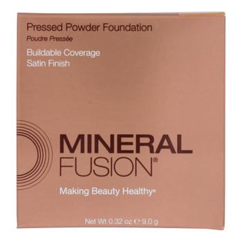Mineral Fusion - Pressed Powder Foundation - Olive 1 - 0.32 Oz.