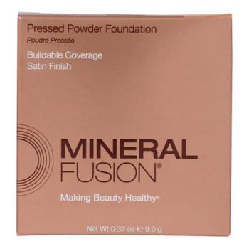 Mineral Fusion - Pressed Powder Foundation - Warm 2 - 0.32 Oz.