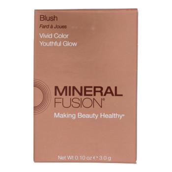 Mineral Fusion - Blush - Pale - 0.1 Oz.