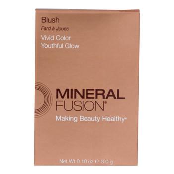 Mineral Fusion - Blush - Harmony - 0.1 Oz.