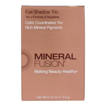 Mineral Fusion - Eye Shadow Trio - Stunning - 0.1 Oz.