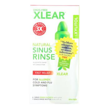 Xlear - Sinus Neti Refil Solution - 50 Ct