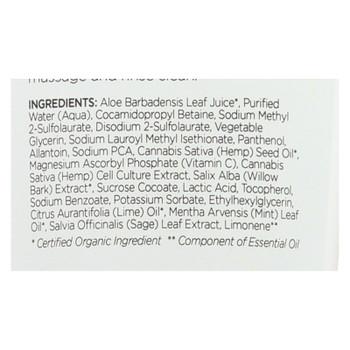 Andalou Naturals - Face Wash - Men's Refreshing - 6 Fl Oz.