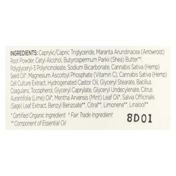 Andalou Naturals - Deodorant - Men's Herbal - 2.65 Oz.