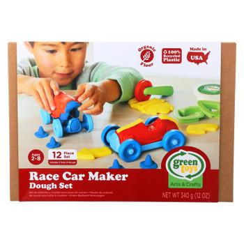 Green Toys - Race Car Maker Dough Set - 1 Count