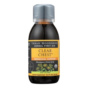 Urban Moonshine - Clear Chest - Syrup - 4.2 Fl Oz.