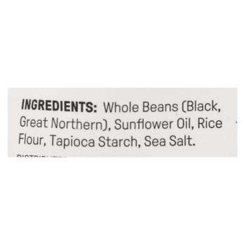 Beanitos - Black Bean Chips - Sea Salt - Case Of 6 - 5 Oz.