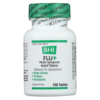 Bhi - Bhi Flu+ - 100 Tablets