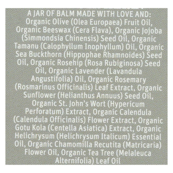 Earth Mama - Organic Skin And Scar Balm - 1 Fl Oz.