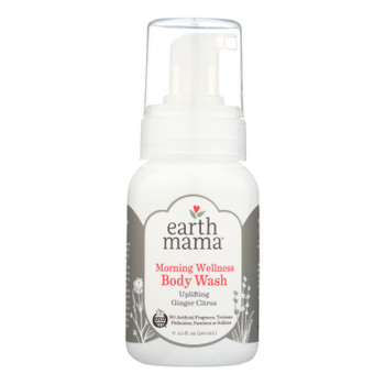 Earth Mama - Baby Wash - Morning Wellness - 5.3 Fl Oz.