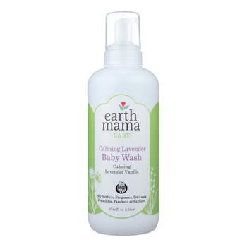 Earth Mama - Baby Wash - Calming Lavender - 34 Fl Oz.