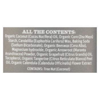 Earth Mama - Deodorant - Bright Citrus - 3 Oz.